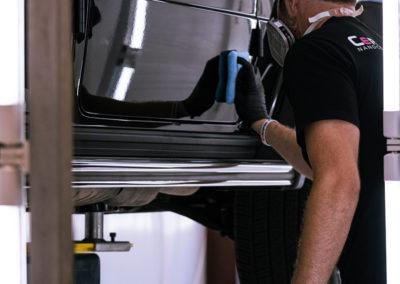 Ceramic Coating Applicator